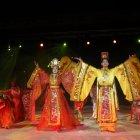 Cirque de Chine sur Glace